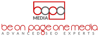 BeOnPageOne Media Logo - BeOnPageOne.com